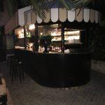 Assaje Aldrovandi Bar jardin