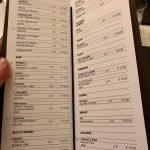 Bistrot 64 Carte Apéritifs et digestifs