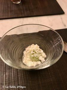 Bistrot 64 Dessert granité