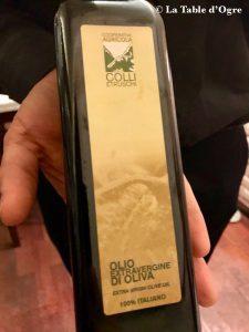 Bistrot 64 Huile d'olive