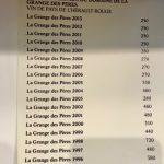 Clover Piège Vins chers Domaine Grange Pères