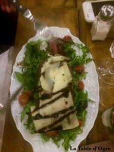 Cottage Salade