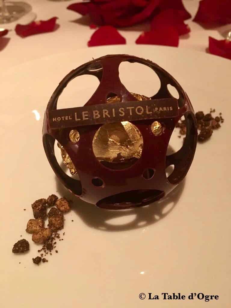 Epicure Bristol Précieux chocolat Nyangbo