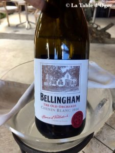 Flowers of Paradise 2017 Chenin blanc Bellingham The Old Orchads