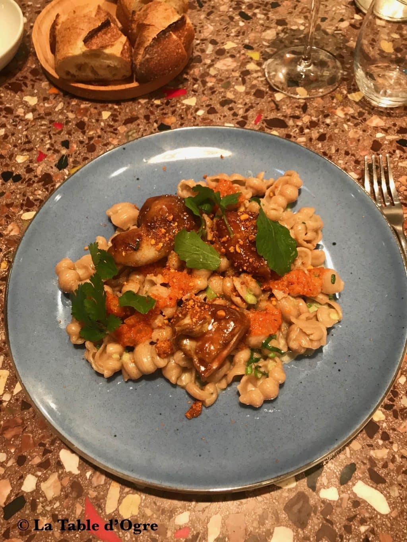 Kitchen Ter(re) Cargolette Caille laquée