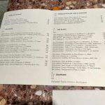 Kitchen Ter(re) Cargolette Carte vins