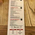 L'Alsacien Carte Desserts
