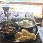 La Chaumière Masala Curry d'ourites