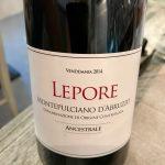La Locanda di Pietro Montepulciano d'Abruzzo Lepore