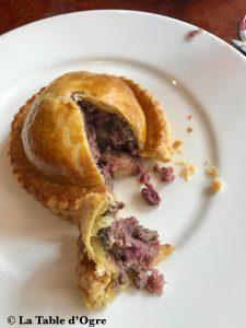 L'assiette Plat Tourte de canard colvert et foie gras 3