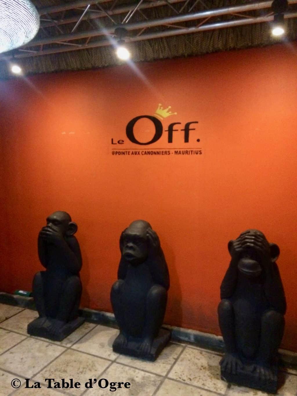 Le Off Entrée Lobby