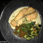 Le Réservoir Pavé saumon