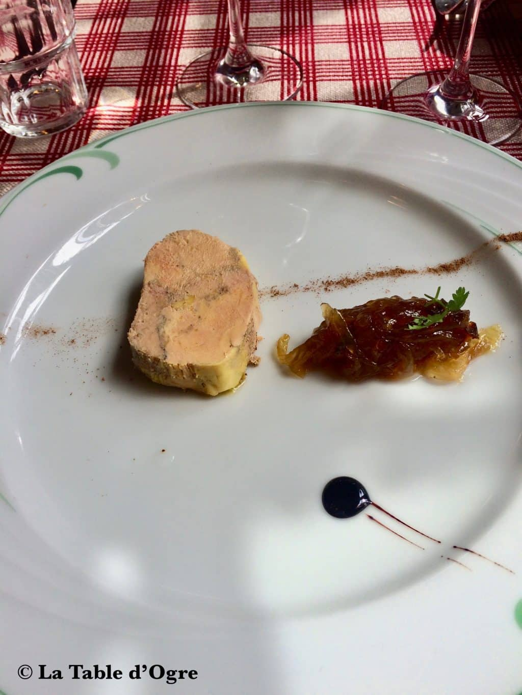 Meiselocker Foie gras
