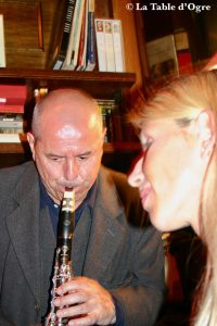 Monteverdi Christian Morin et la pianiste