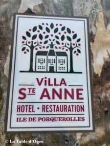 Villa Sainte-Anne