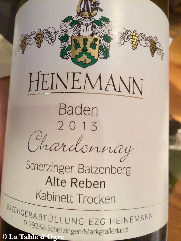 Wolfshöhle Chardonnay Heinemann