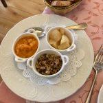 A la table du bon roi Stanislas Légumes