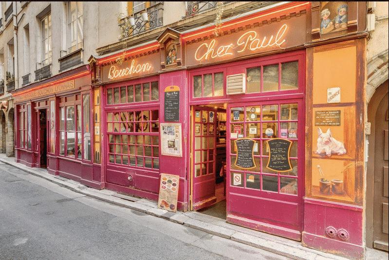 Chez Paul Lyon