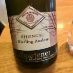Itinéraires Riesling Auslese Rheingau