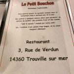 Le petit Bouchon Présentation