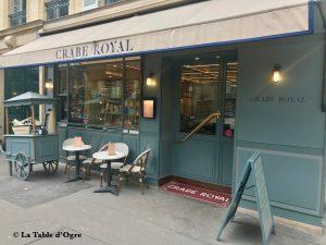 Crabe Royal Façade