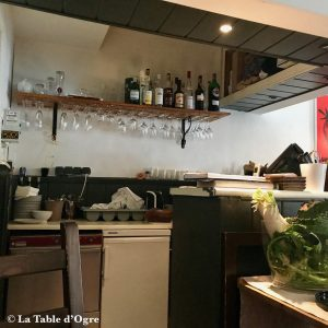 H Kitchen Comptoir