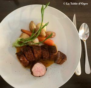 H Kitchen Filet mignon de porc croustillant