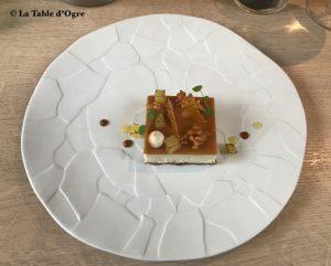 L'Essentiel Dessert caramel miso