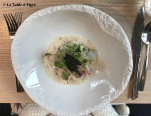 L'Essentiel Ravioles foie gras canard