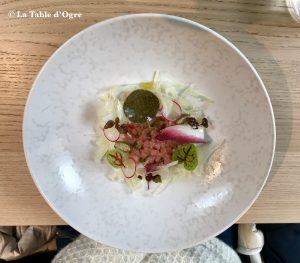 L'Essentiel Tartare de veau de Galice