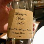 La Truffière Armagnac Mader 1974