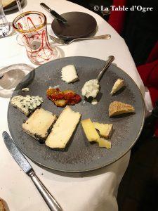 La Truffière Assiette de fromages