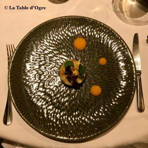 La Truffière Ceviche de dorade