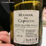 La Truffière Mâcon Capucin Bayon