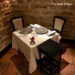 La Truffière Table