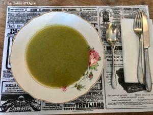 La fine gueule Soupe légumes