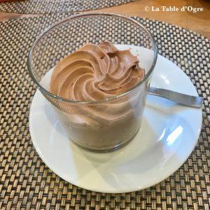 Le repaire des Ours Mousse au chocolat