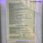 Mouffetard Saïgon Carte