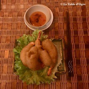 Mouffetard Saïgon Crevettes frites