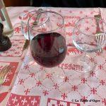 Auberge bressane Verre Bourgogne