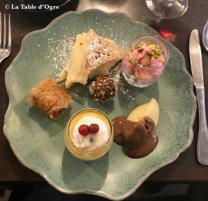 Evi Evane Desserts