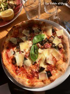 Pizza di Gio Pizza Salsiccia