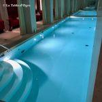 la réserve La piscine