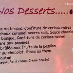 Dans les Landes Desserts