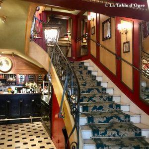 Le Procope Escalier