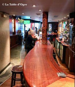 The Moose Bar entrée