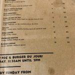 The Moose Carte Cocktails 2