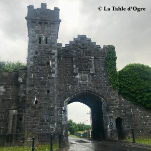 Belleek Castle Entrée du domaine