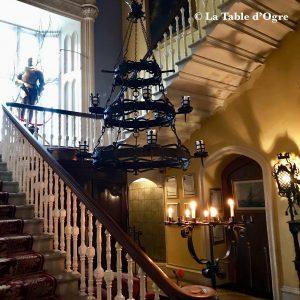 Belleek Castle Escalier
