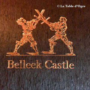 Belleek Castle Gravure